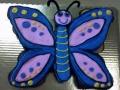 butterfly cupcake shape